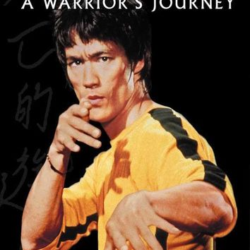 Bruce Lee: A Warrior's Journey 11x17 Movie Poster (2000)