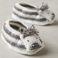 Crocheted Booties by Anthropologie
