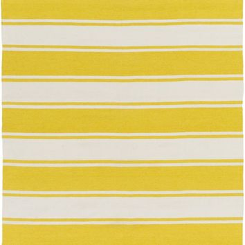 Habersham Area Rug Yellow