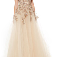 Camisole Ball Gown