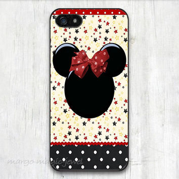 cover case fits iPhone models, unique mobile accessories, mini mouse ears