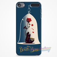 Beauty And The Beast Poster Artwork iPod Touch 6 Case | casefantasy