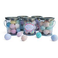 Bath Bomb Bucket Party Favors