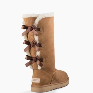 UGG Women's Bailey Bow Tall II Boots - Love Q333