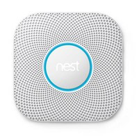 Nest® Protect Second Generation Battery Smoke and Carbon Monoxide Alarm