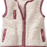 Old Navy Sherpa Vest For Baby