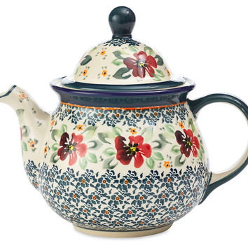 Extra-Large Teapot, 56 Oz, Tea & Coffee Pots