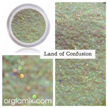 Land of Confusion Glitter Pigment
