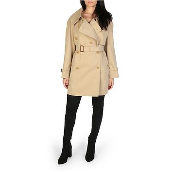 Burberry Fortingall Women Brown Trench coat