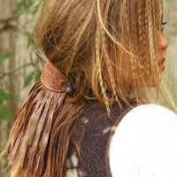 FRINGE RETRO PONY CLIP - Junk GYpSy co.