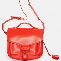 Opening Ceremony OC Ace Bag In Red Calf