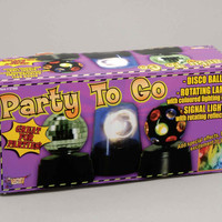 Halloween Party Lights Set 3 Different Party Lights