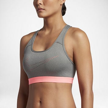The Nike Pro Classic Cooling Women's Medium Impact Sports Bra.