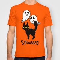 spooked T-shirt by Ginseng&Honey