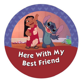 Here With My Best Friend – Lilo & Stitch