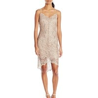 Jump Juniors' Spaghetti-Strap Lace Dress