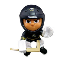 Buffalo Sabres NHL Lil Teammates Vinyl Goalie Sports Figure (2 3-4 Tall)
