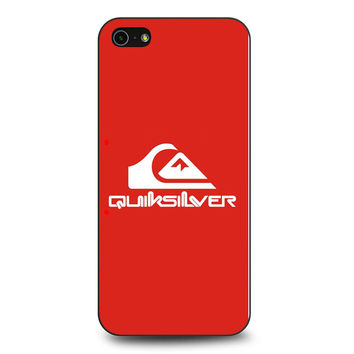 Quiksilver Red iPhone 5 | 5S Case