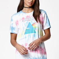 Liquid Blue Pink Floyd Tie-Dye Crew Neck T-Shirt at PacSun.com