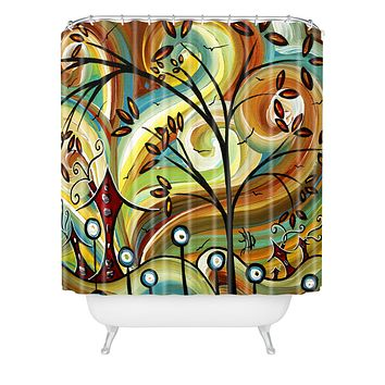 Madart Inc. Fall Colors Shower Curtain