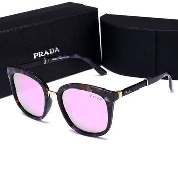 Gotopfashion Prada Women Fashion Summer Sun Shades Eyeglasses Glasses Sunglasses