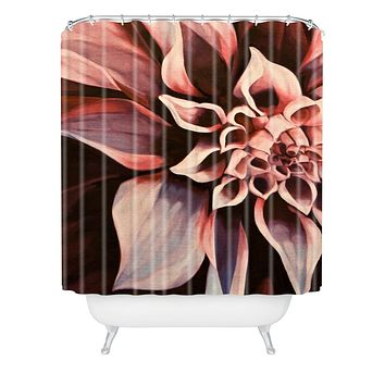 John Turner Jr Flower Shower Curtain