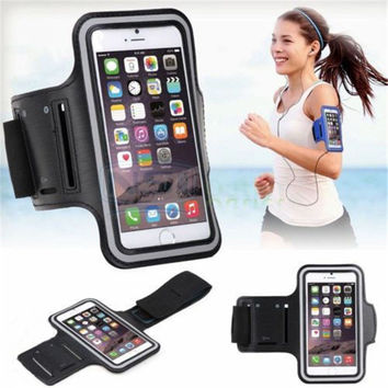 Washable Jog Sports Arm Band Gym Running Cover Case For Apple iP 5d305c6ba
