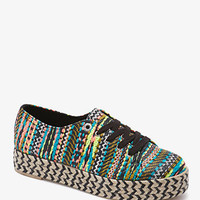 Circus by Sam Edelman Brandon Espadrille Platform Sneakers at PacSun.com