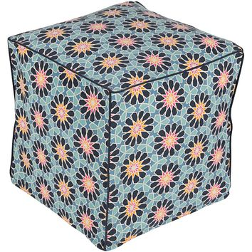Francesco 18 x 18 x 18 (inches) Pouf