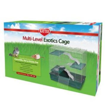 Kaytee My First Home Multi-Level Exotic Pet Cage - Cages, Habitats & Hutches - Small Pet - PetSmart