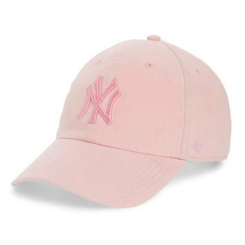 '47 Ultrabasic Clean Up New York Yankees Baseball Cap | Nordstrom