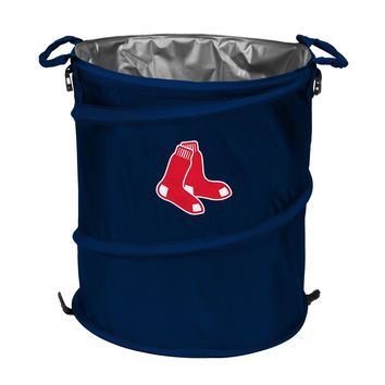 Logo Chair Boston Red Sox Collapsible 3-in-1 Cooler
