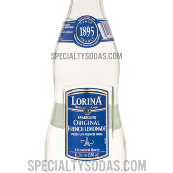 Lorina Sparkling Original French Lemonade 330ml Glass Bottle