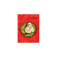 Caroline's Treasures Cocker Spaniel House Flag