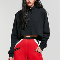 Nike Colorblock Moto Short | Urban Outfitters