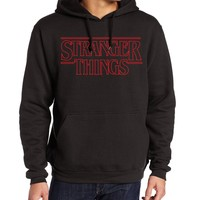 Stranger Things Sluggard Pullover Hoodie For Men
