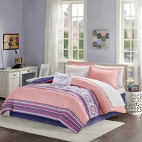 Nissa Comforter and Sheet Set