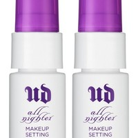 Urban Decay 'All Nighter' Makeup Setting Spray Duo (Limited Edition) | Nordstrom