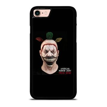 AMERICAN HORROR STORY TWISTY THE CLOWN iPhone 8 Case