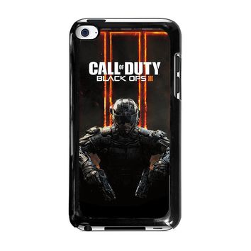 CALL OF DUTY BLACK OPS 3 iPod Touch 4 Case Cover