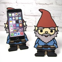 P.T. PHONE GNOME - One Size Fits All Universal Cellphone Stand Smart Phone Docking Station