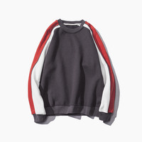 Hoodies Pullover Round-neck Sports Jacket [10290564807]