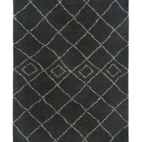 "Capel Tangier 4740-750 Brown 7'10"" x 11' Area Rug"