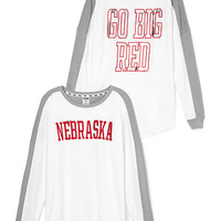 University of Nebraska Varsity Crew - PINK - Victoria's Secret