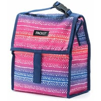 Batik Ombre Lunch Bag  By Packlt