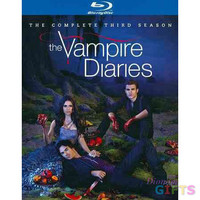VAMPIRE DIARIES:COMPLETE THIRD SEASON