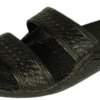 Black Hawaiian Jesus Sandal
