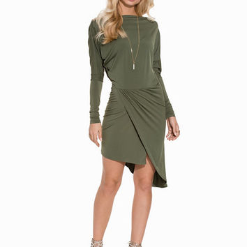 Asymmetric Side Dress, John Zack