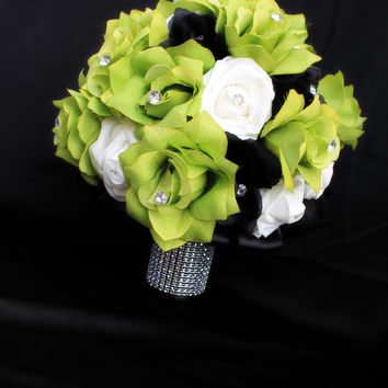 Roses Wedding Bouquet Collection