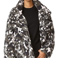 Sleeping Bag Short Coat